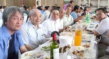 【アルゼンチン】名護市民会、盛大に新年会