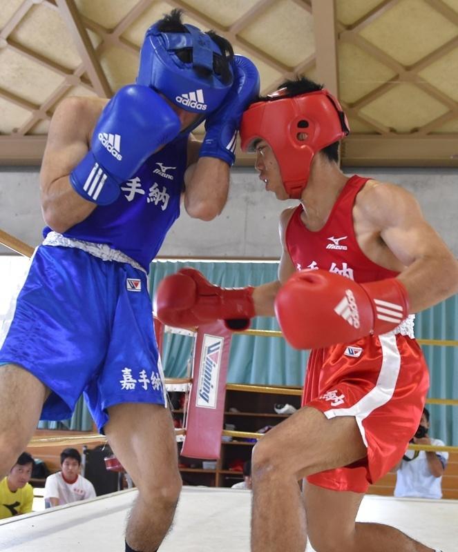 第53回沖縄県高等学校ボクシング...