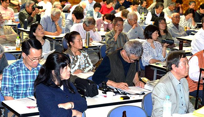 朝鮮人の沖縄戦報告 動員後の差別究明