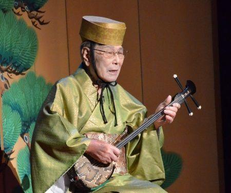 訃報】人間国宝・島袋正雄さん死...