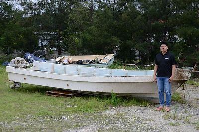 27474ef6ff407957dab327de35bac6cc - 東日本大震災で流された岩手の漁船、なぜか沖縄で見つかる