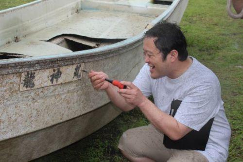 577774d5c789b3998a074a993cd4a195 - 東日本大震災で流された岩手の漁船、なぜか沖縄で見つかる