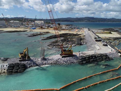 「豊かな海 殺すのか」 抗議の声 国に届かず 辺野古護岸開口部閉鎖