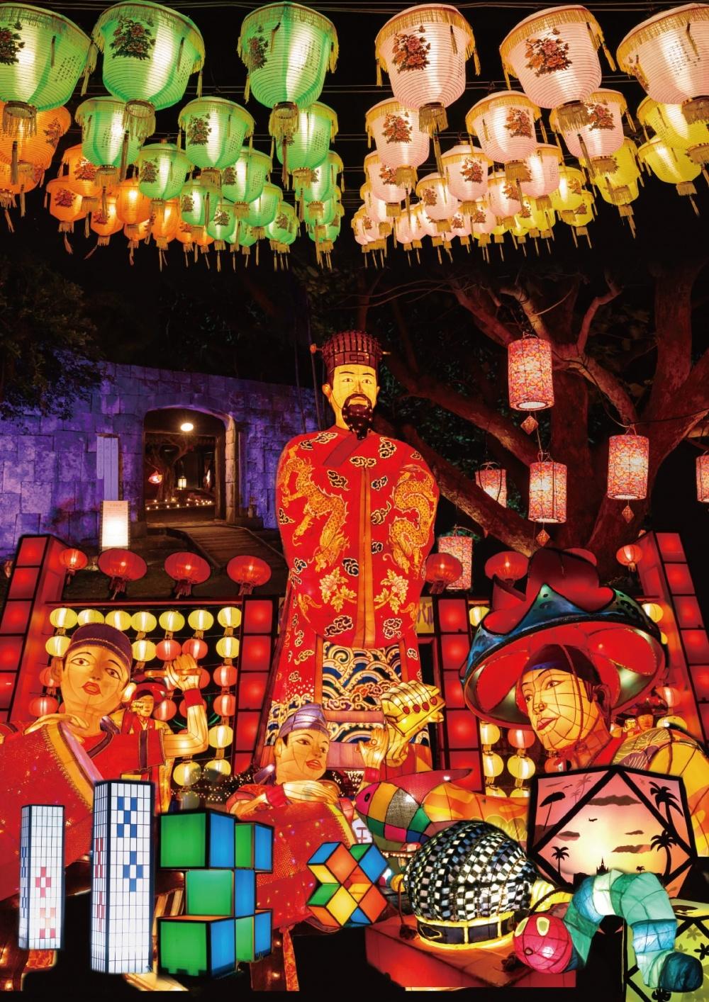 よみたん夜あかりプロジェクト 琉球ランタンフェスティバル