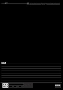 スクラップ用原稿用紙