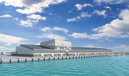 新市場水揚げ4700トン想定 泊魚市場糸満移転 荷さばき施設新設