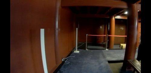 「火元有力の首里城正殿北東 火災前はこんな様子だった YouTubeに今年5月投稿 分電盤や熔融痕確認の延長コードなど映す」の画像検索結果