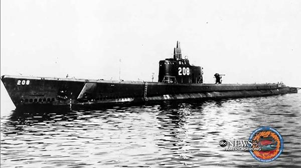 湖南丸撃沈の米潜水艦を発見 75年ぶり、久米島南海域