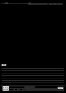 スクラップ用原稿用紙(B4サイズ)
