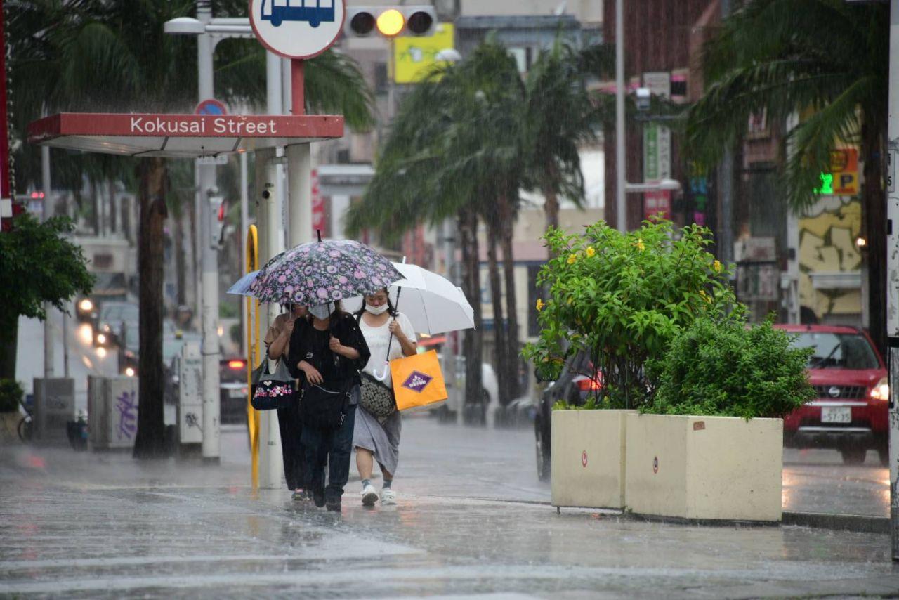 気象台 沖縄 気象庁 Japan