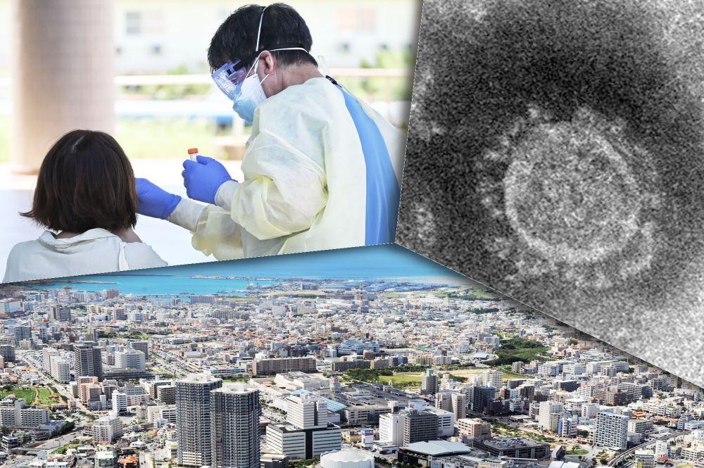 県内クラスター10例に 浦添市内小学校で9人感染