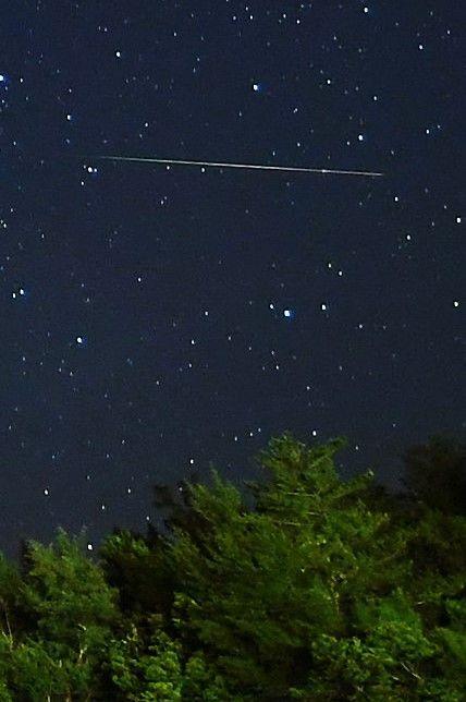群 ペルセウス 座 流星