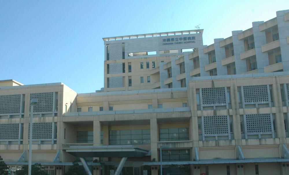 コロナ治療担う中部病院で入院患者が感染