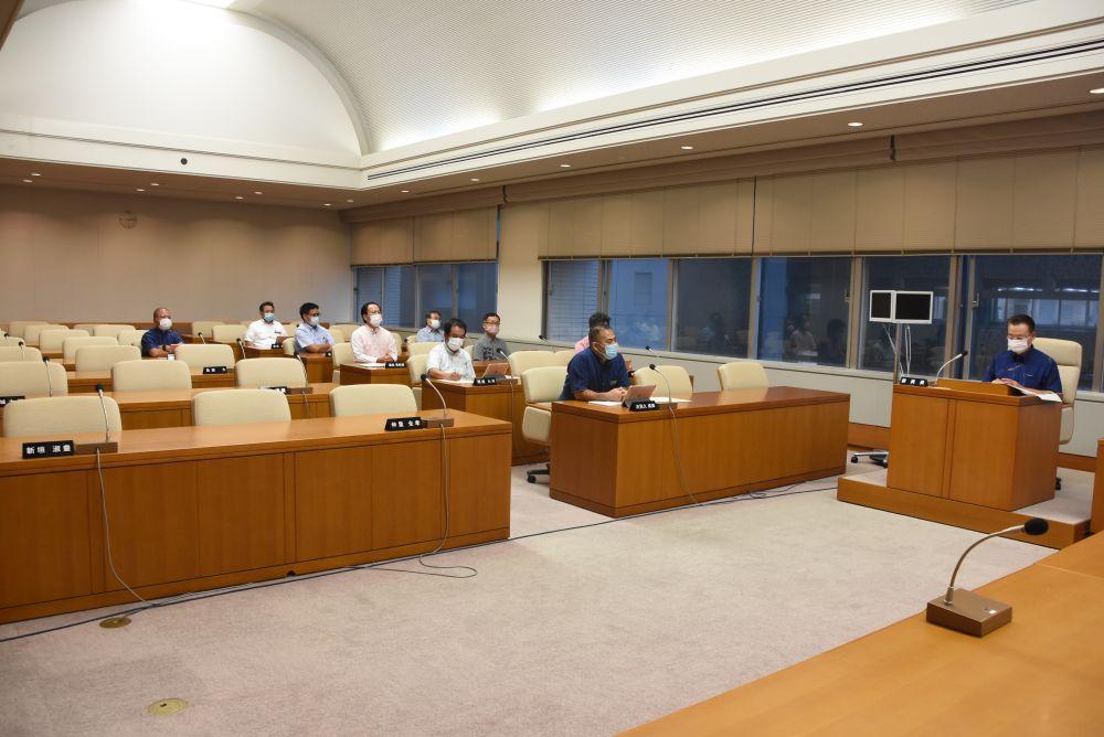 沖縄県議1人がコロナ感染 複数県議と宮古島など視察、濃厚接触か