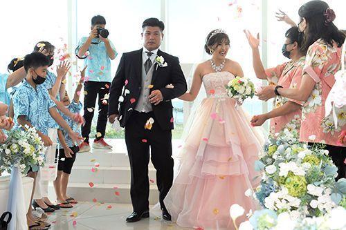 式 中止 結婚