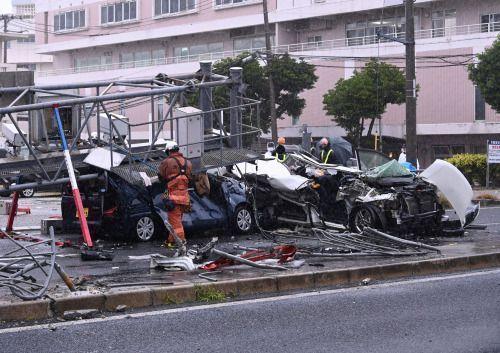 バイク 事故 悲惨