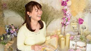 沖縄美人(2)知的でゆるい、2つの「顔」の魅力 竹中知華さん