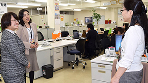 「今だからこそ、働き方改革」中編 りゅうせき商事社長 富原加奈子さん DEAR WOMAN(2)