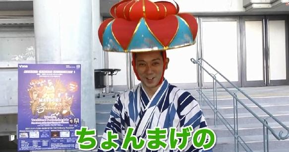 注目のザ・祭・オキナワの舞台裏に潜入!木曜のまげひらNEWSでGO!!