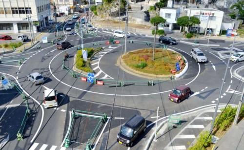 「環状交差点」の画像検索結果
